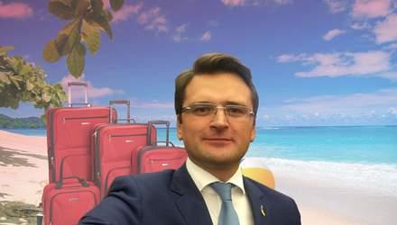 Как правильно спланировать отпуск за границей: эксклюзивное интервью с Кулебой