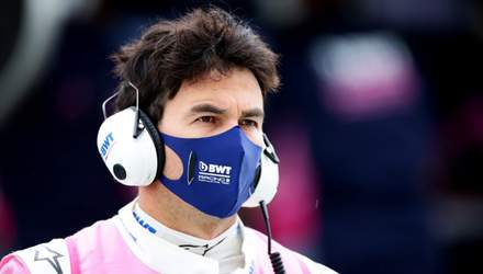 У пілота Формули-1 Серхіо Переса підозра на коронавірус, його ізолювали та він пропустить гонку