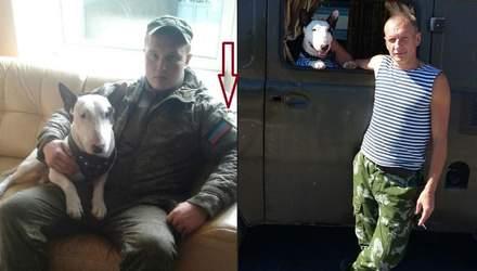 Пес з Горлівки здав російського розвідника: фото фатального проколу бойовиків
