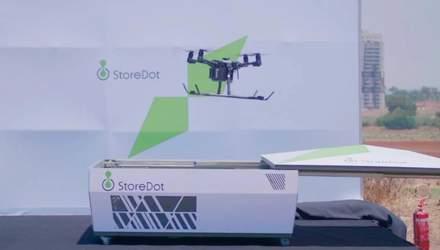 Нова технологія здатна перезаряджати дрони всього за 5 хвилин