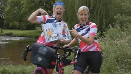 Кругосветное путешествие на велосипеде: две британки побили невероятный мировой рекорд – видео
