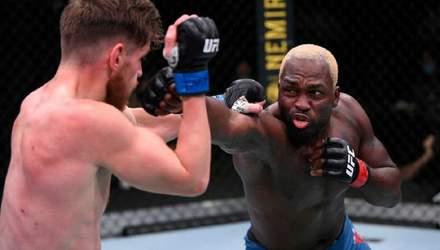 Непобедимый американский боец UFC потерпел первое поражение сенсационным нокаутом: видео