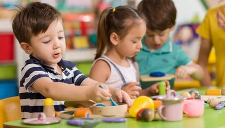 Как должны работать детские сады в новом учебном году: рекомендации МОН