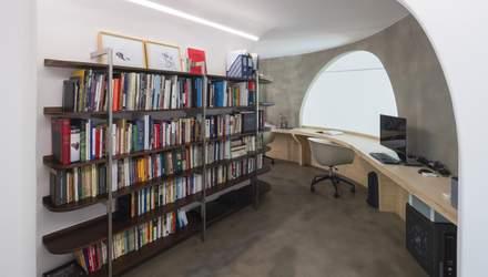 Стильный 20-й век – дизайн переформатированной квартиры в стиле модернизма из Вьетнама