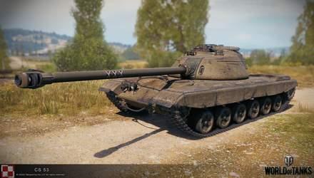Игра World of Tanks получит самое большое обновление за год