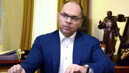 Жодної політики, суто цифри, – Степанов пояснив розподіл країни на карантинні зони