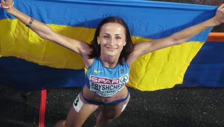 Украинскую чемпионка Европы в беге дисквалифицировали за допинг, она пропустит Олимпиаду