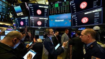 Pinterest, Colgate-Palmolive та інші компанії: хто рахує прибутки, а хто – збитки