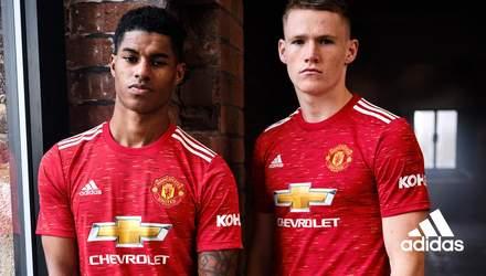 """""""Манчестер Юнайтед"""" представил новый дизайн формы на следующий сезон: фото и видео"""