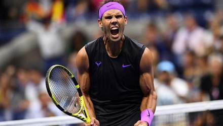 Чи захистить титул US Open друга ракетка світу Надаль: відповідь тенісиста