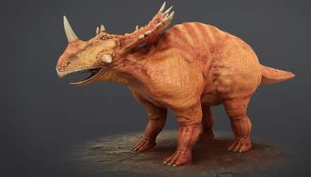 Вперше у динозавра знайшли рак