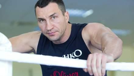 Промоутер Кличка: Володимир хоче знову вийти у ринг з Ф'юрі