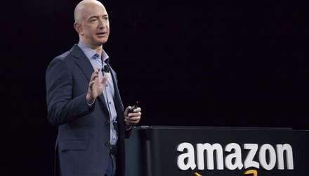 Джефф Безос продав акції Amazon на суму понад 3 мільярди доларів: причина