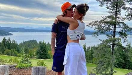 Джастин Бибер с женой крестились в реке: трогательные фото с таинства