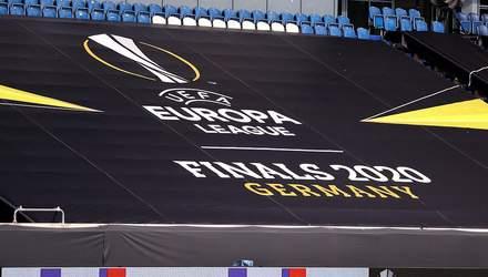 Лига Европы: результаты 1/4 финала и видео голов