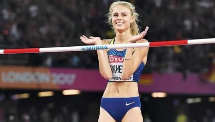 Юлия Левченко претендует на звание лучшей легкоатлетки Европы