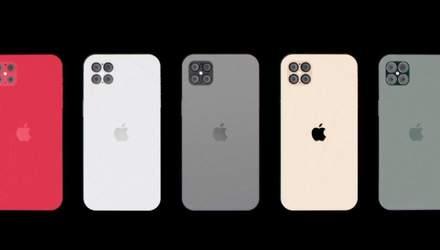 OLED-дисплей iPhone 12 показали на новом фото