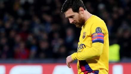 """""""Барселона"""" залишилася без лідерів на матч Ліги чемпіонів та заявила на гру 7 дублерів"""