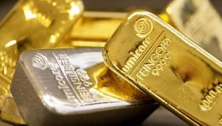 Золото, серебро или платина: как заработать на металлах в Украине