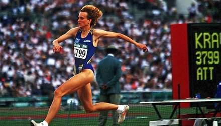 25 років назад українка Інеса Кравець встановила світовий рекорд, який тримається досі: відео