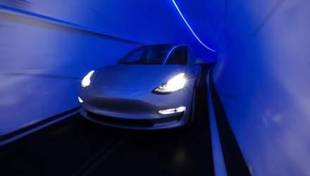 Компания Илона Маска показала схему будущих тоннелей под Лас-Вегасом