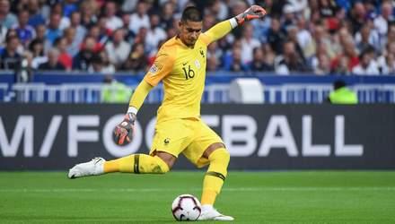 """Лунін отримав шанс в """"Реалі"""" – його головний конкурент Ареола покинув клуб"""
