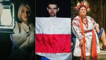 Знаменитості, які підтримали чи засудили протести в Білорусі