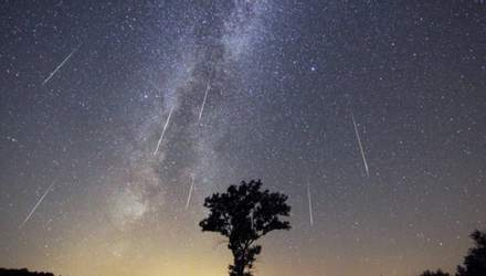 Звездопад Персеиды: фото самого яркого метеоритного потока года