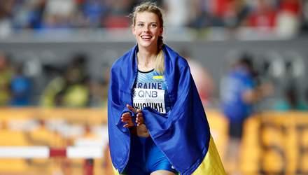 Легкоатлетка Магучих  – победительница этапа Бриллиантовой лиги, Левченко – вторая