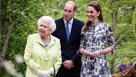 Ідеальні спадкоємці престолу: Єлизавета ІІ задоволена діяльністю герцогів Кембриджських