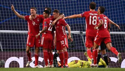 """""""Баварія"""" вийшла у фінал Ліги чемпіонів, вибивши """"Ліон"""": відео"""