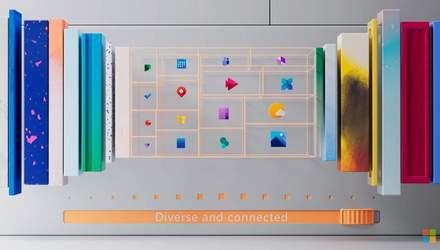 Видео дня: Microsoft посвятила яркий ролик новым иконкам в Windows 10