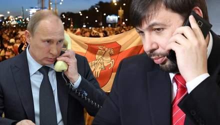 Кремлевская мозгомийка: что оккупанты рассказывают Донбасса о Беларуси