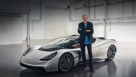 Новий суперкар від легендарного творця: яким буде авто