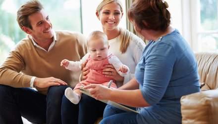 Визит работника службы по делам детей: как долго контролируют родителей после усыновления