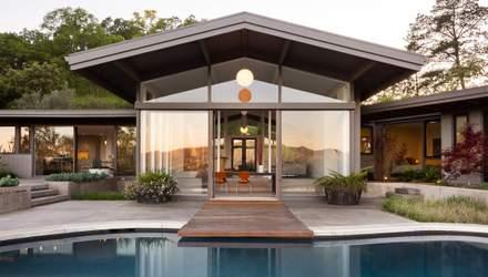 Світлий та фешенебельний: дизайн просторого будинку з Сан-Франциско – фото