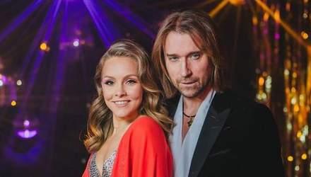Танці з зірками: Олена Шоптенко та Олег Винник готують пристрасний танець