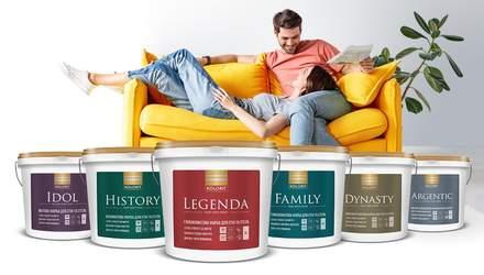 Як вибрати фарбу для ремонту у квартирі та будинку