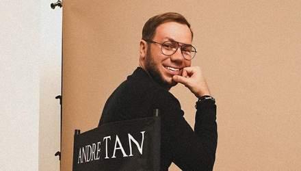 Андре Тан объявил главные тренды сезона осень-зима 2021