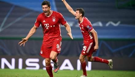 """""""Баварія"""" заробила рекордну суму коштів у історії Ліги чемпіонів"""