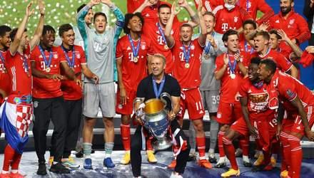 """Баварія"""" вдруге в клубній історії оформила требл: якими трофеями поповнилась """"німецька машина"""""""