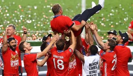 """Переможна серія """"Баварії"""" дозволила встановити унікальний рекорд Ліги чемпіонів: відео"""