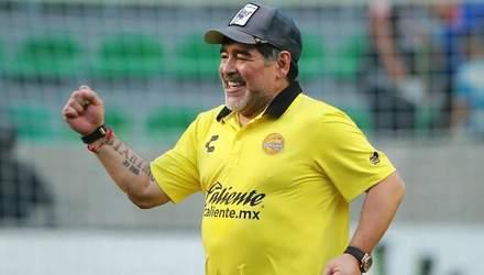 Марадона може очолити клуб Ла Ліги
