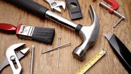 Очікується ремонт квартири: які інструменти мають бути