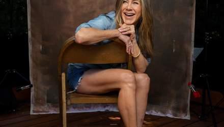 """Дженнифер Энистон рассказала, какая роль помогла избавиться от образа Рейчел из сериала """"Друзья"""""""