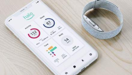 Amazon представила фитнес-браслет без дисплея с платной подпиской
