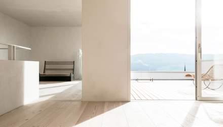 Ні краплі декору: у Швейцарії побудували приватний будинок з суворим дизайном – фото