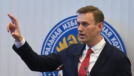 Навальний – останній вирок Путіна