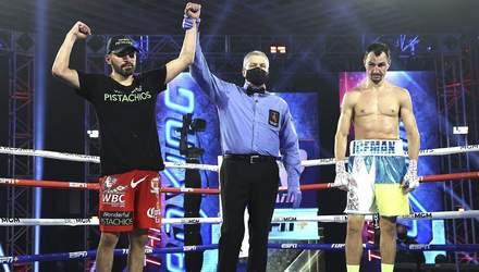 Став відомий гонорар Постола за чемпіонський бій з Раміресом