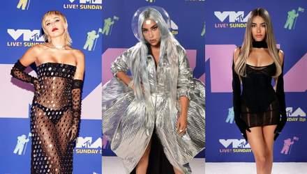 MTV Video Music Awards 2020: як одягнулися зірки на червону доріжку